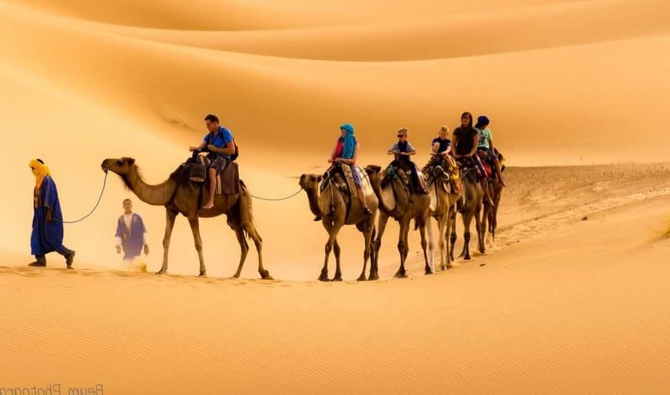 best Morocco Desert Tour from Marrakech To Merzouga or Fes